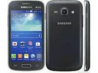 Samsung Galaxy Ace 4 grey black (Unlocked) in good condition