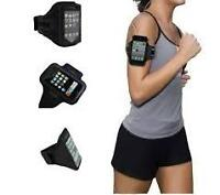 Armband Case For iPhone 5 iPhone 4 & Galaxy S3 Black