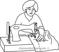 All types of sewing