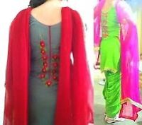 Punjabi /Indian suit stitching and alterations.