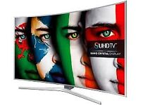 "NEW,55""Samsung 4K CURVE Smart tv £520,ONO guaranteed,price is negotiable."