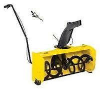 "44"" John Deere Front End Snowblower for John Deere LA / D series"