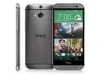 HTC One M8 Smart Phone - Gunmetal Grey - Unlocked
