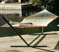 WANTED: HAMMOCK FRAME / STAND THAT IS COLLECTING DUST!!!
