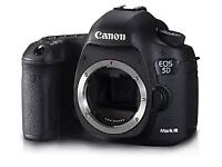 Canon 5D Mark III - Body only