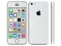 Apple IPhone 5C White 16GB Unlocked