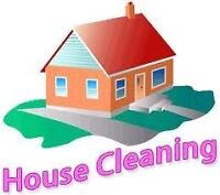 One time , weekly , biweekly , monthly house cleaning