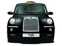 Permanent night shift taxi driver required