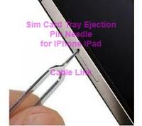New Sim Card Tray Eject Pin Key Tool for IPhone IPad IPad Mini