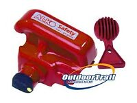 RED ALKO AL=KO HITCH LOCK WANTED, MUST HAVE 2 KEYS AND BALL, CASH WAITING