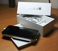 Rogers iPhone 4S Black