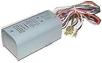 Johnson Controls Y79abc-2wg37x0005 Ignition Lockout Control 37083