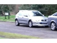 Knackered Rover 25 sport with MOT