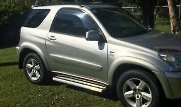 4 SALE or SWAP Toyota RAV 4 2000