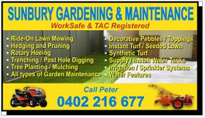 Sunbury Gardening & Maintenance