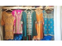 Wholesale vintage/preloved stock: Beautiful selection of one-off/unique handmade clothes from India