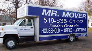 Low Flat Rate Moving Service ( Mr. Mover ) 519-636-6102 London Ontario image 1