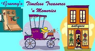 GRANNYs TIMELESS TREASURESnMEMORIES