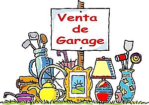 Vente de Garage à Chambly,   22 et 23 Sept 2018