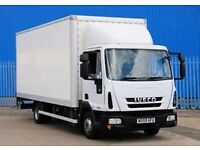 Experienced driver requires work up yo 7.5ton