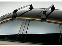 Renault aluminium touring line roof bars