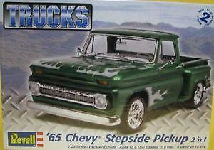 Chevy Silverado Model Kit