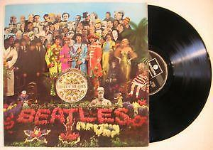 Beatles Sgt Pepper Album Ebay