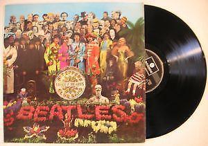 Beatles Sgt Pepper Music Ebay
