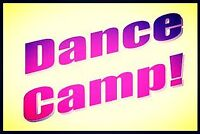 Dance Day Camp! Both Daily & Full Week Registration Options