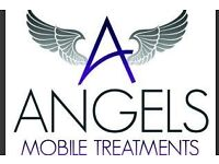 Mobile CND Shellac Manicures & Pedicures