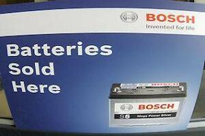 BOSCH 120AH DEEP CYCLE BATTERIES BRAND NEW SALE AT MICKEYBLU Midvale Mundaring Area Preview