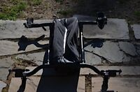 roof top bike rack, rear cargo carrier