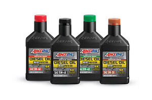 5W-40 100% Synthetic Diesel Oil For 3.0L Eco Diesel