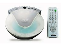 Sony Picot CD/DVD Portable Player- BRAND NEW