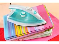 Professional Ironing Service in the South Liverpool area