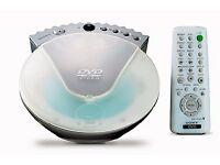 Sony Picot CD/DVD Portable Player- BRAND NEW - P&P