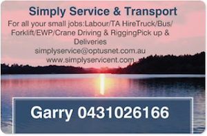 Simply Service & Transport Darwin Region Preview