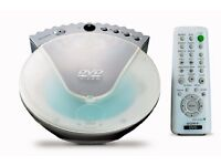 Sony Picot CD/DVD Portable Player- BRAND NEW - P&P