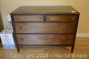 Antique Dresser C