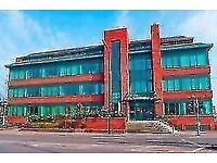 Modern office building, located in central Slough provides office suites from 3,000 to 20,000 sq ft.