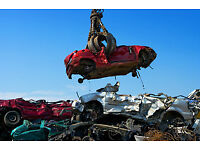 scrap cars wanted for cash free collection locally