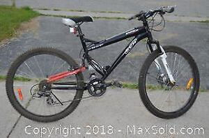 CCM Static 26 DualXC Mountain Bike