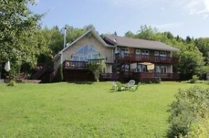 Executive Suite only 18 min. from Fredericton