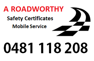 Mobile Roadworthy Safety Certificates Springwood Logan Area Preview