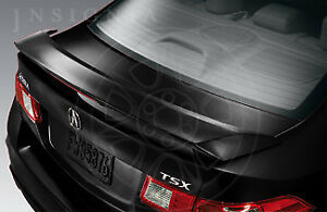 New! Acura TSX 09-14 Wing Spoiler Crystal Black Pearl