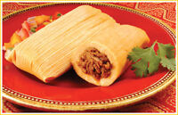 Home Made Mexican Tamales