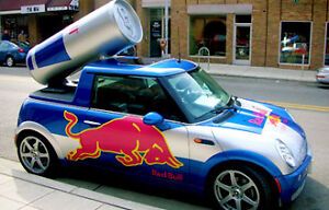 2005 Red Bull MINI Other Pickup Truck