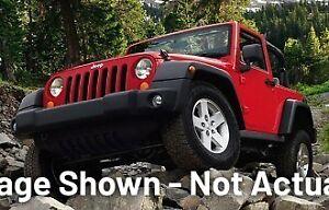 2013 Jeep Wrangler JK MY2013 Overland Maroon 5 Speed Automatic Hardtop