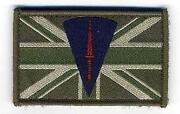 Union Jack Velcro Patch