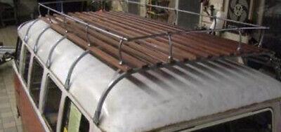 Usado, VW Vintage Parts Roof Rack Kombi, 5 Bows With Dark Wood, All Years comprar usado  Enviando para Brazil